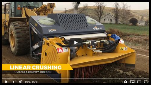 Vanway Crushers Video Editing